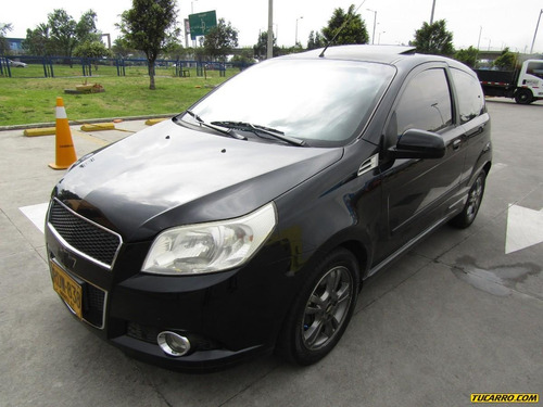 chevrolet aveo emotion gti f.e.