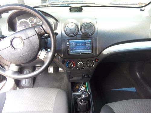 chevrolet aveo emotion gti modelo 2011 3 puertas