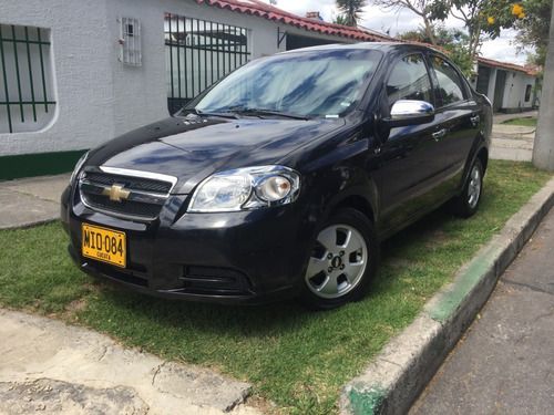 chevrolet aveo emotion motor 1.6 de 16 valvulas tipo sedan