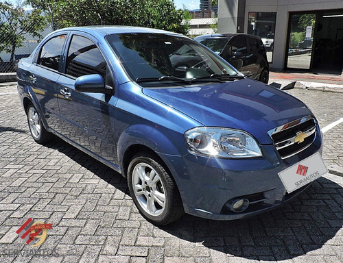 chevrolet aveo emotion mt 1.6 2011 nds939