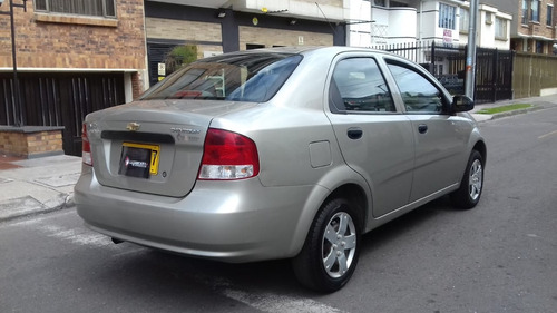 chevrolet aveo family 1.5cc mt s/a 4p