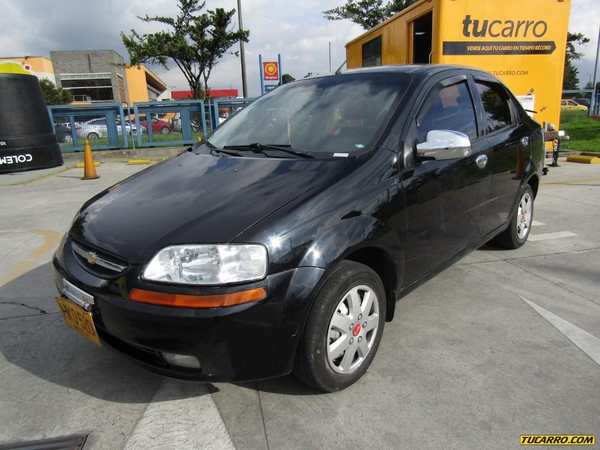 Tu Carro Com >> Chevrolet Aveo Family
