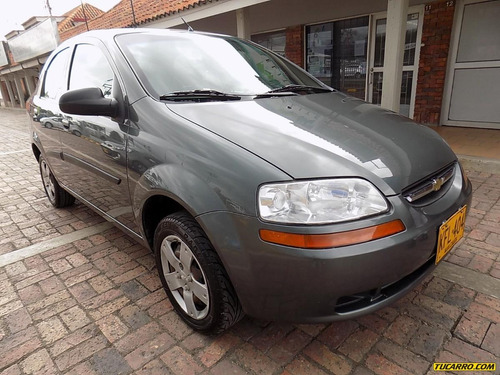chevrolet aveo family mt 1500cc 4p sa