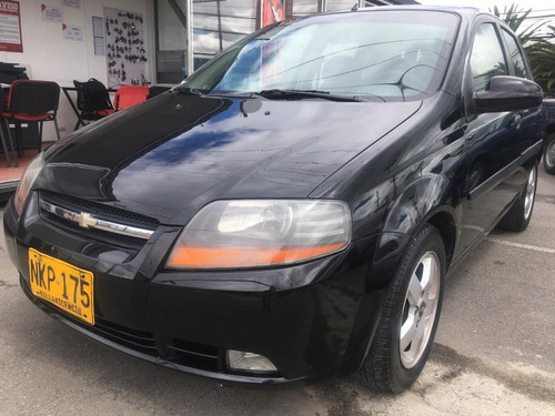 chevrolet aveo five dr ed full equipo