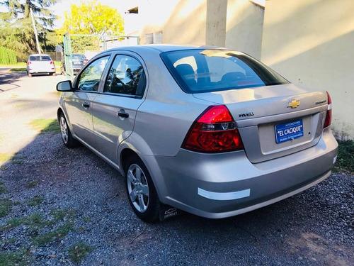 chevrolet aveo g3 1.6 ls modelo 2011 colog beige