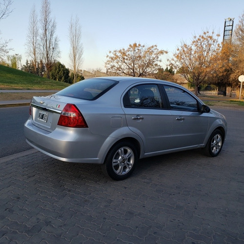chevrolet aveo g3 1.6 lt 2012 impecable permuto