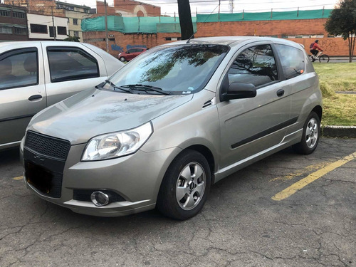 chevrolet aveo gt emotion 1.6