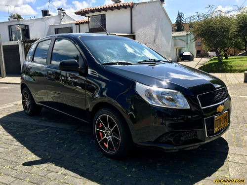 chevrolet aveo gt emotion 1600cc