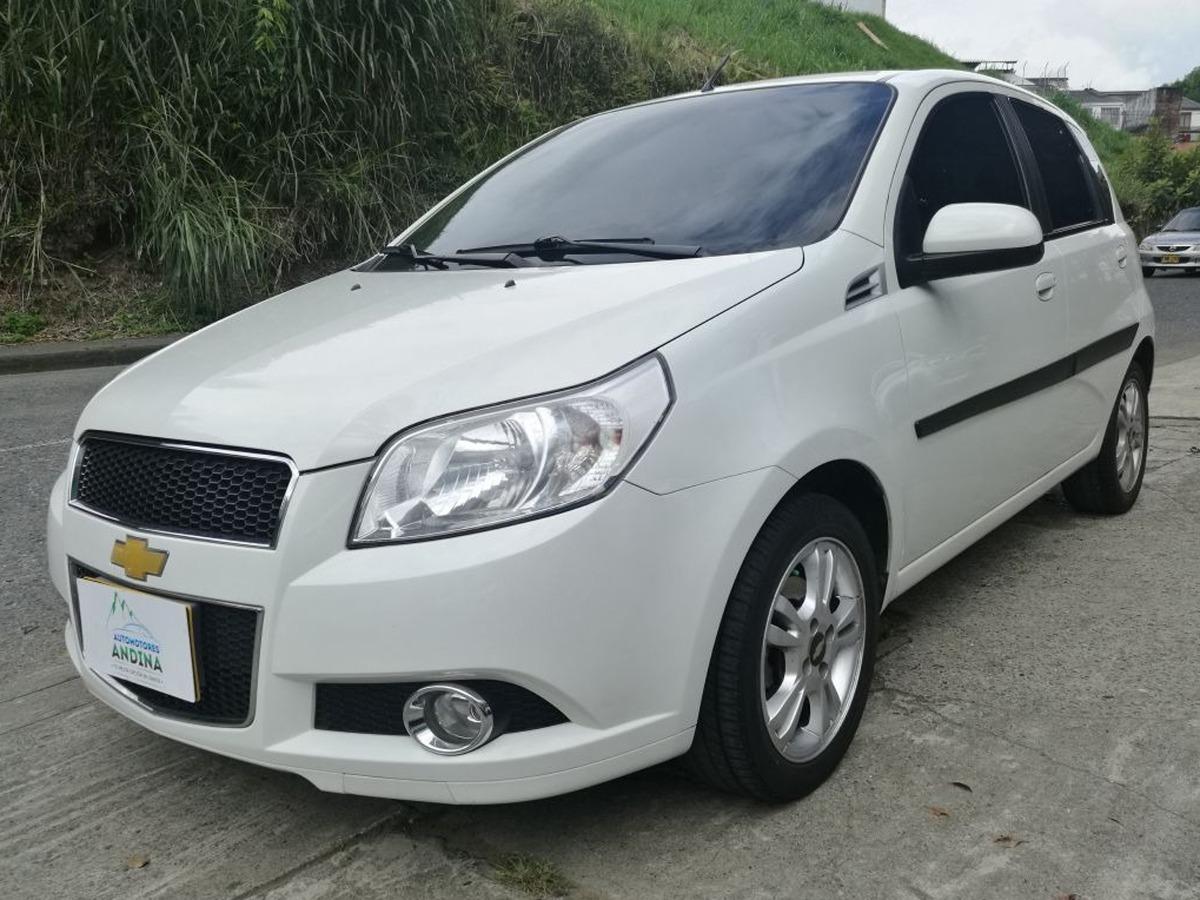 Chevrolet Aveo Gt Emotion 757 22 500 000 En Mercado