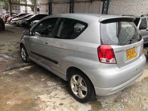 chevrolet aveo gt limited coupe 2009