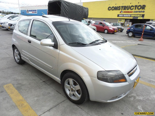 chevrolet aveo gti limited mt 1400cc 3p aa ct