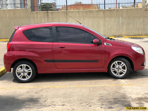 chevrolet aveo gti speed