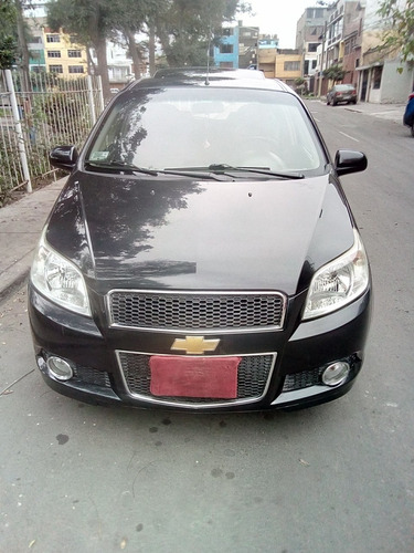 chevrolet aveo hatch hachback full equipo