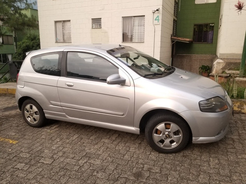 chevrolet aveo ls 1.400 coupe
