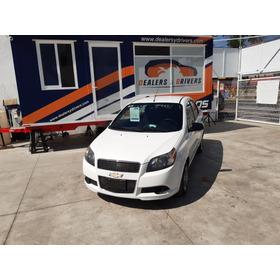 Chevrolet Aveo Ls Automatico 2018