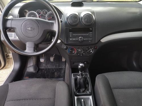 chevrolet aveo ls automotora topcar u$s 5000 y cuotas en $$