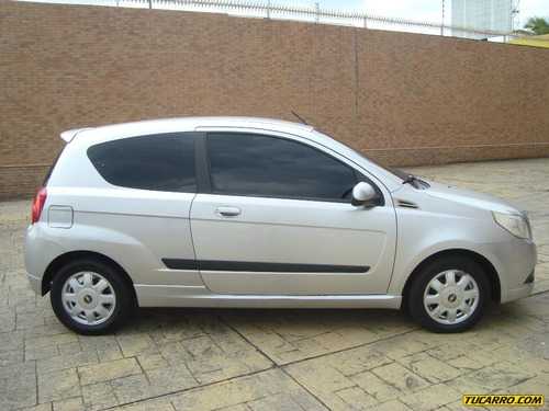 chevrolet aveo lt speed - sincronico