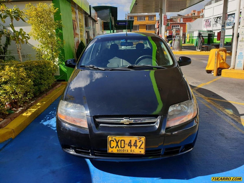 chevrolet aveo sd 1.6 mt aa