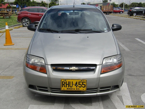 chevrolet aveo sd mt 1.6