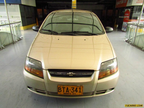 chevrolet aveo sd mt 1600 1ab