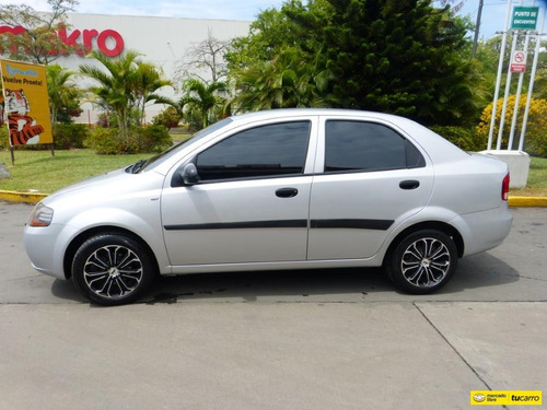 chevrolet aveo sd mt 1600cc