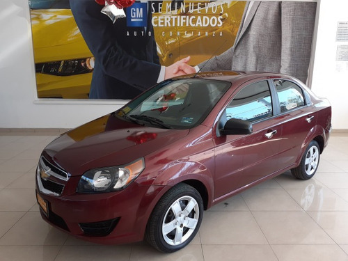 chevrolet aveo sedan 4p lt at a/ac. ve ba abs r-15
