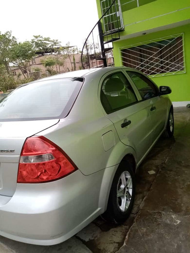 chevrolet aveo semi full