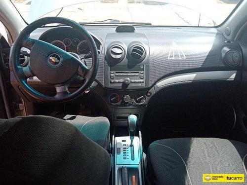chevrolet aveo speed- automático