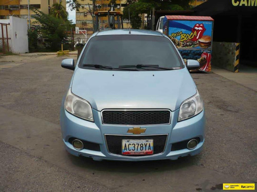 chevrolet aveo speed sincronico