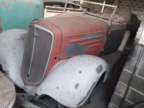 chevrolet barata roadster 1934