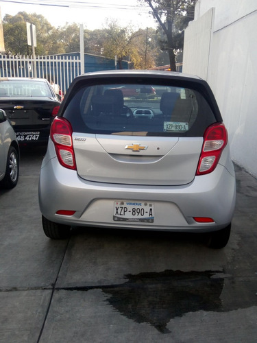 chevrolet beat 1.3 lt mt 2018 manual
