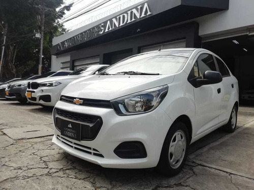 chevrolet beat ls mecánica 2019 1.2 fwd 300