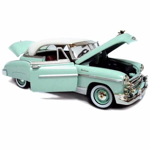chevrolet bel air 1950 bege 1/24 motormax