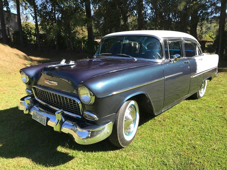 Chevrolet Bel Air 1955 - R$ 85.000 em Mercado Livre
