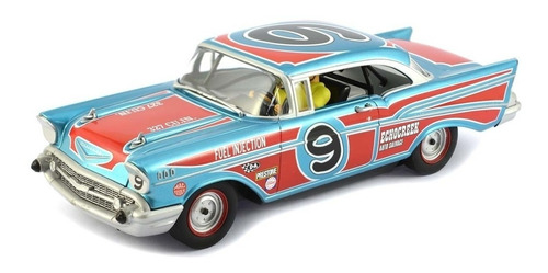 chevrolet bel air 1957 - slot carrera evolution - 1/32