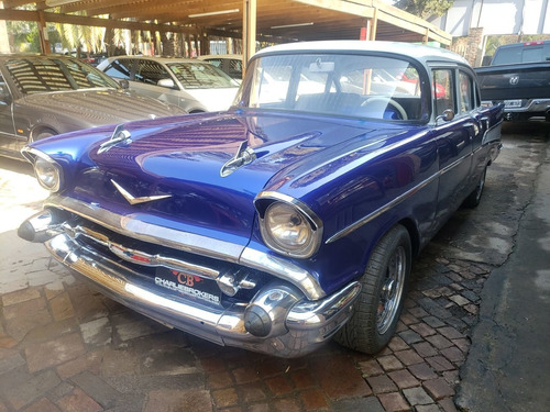 chevrolet belair bel air 1957 sedan impala charliebrokers