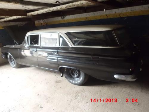 chevrolet belair- bel air impala 1961