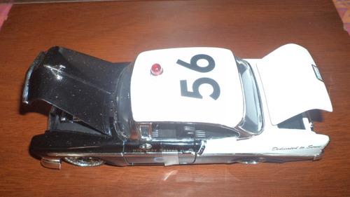 chevrolet belair police escala 1/24 jada