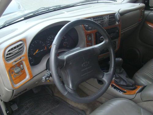 chevrolet blazer 1998 4x4 automatica