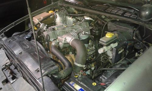 chevrolet blazer 2000 diesel mwm 2.8 dlx 4x4  com 77 mil km