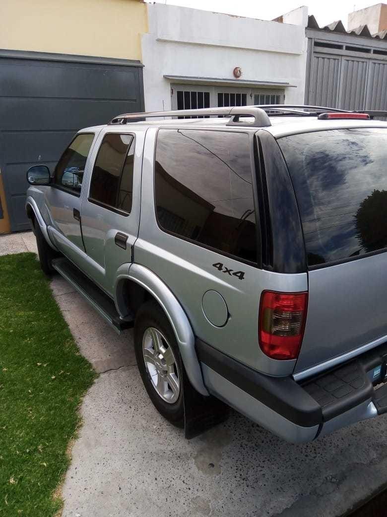 Chevrolet Blazer 2010 2 8 Cdoble Dlx 4x4 Electronico 1 800 000 En Mercado Libre