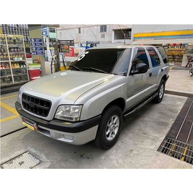 Chevrolet Blazer 2.4 Mpfi Advantage 4x2 8v Gasolina 4p Manua