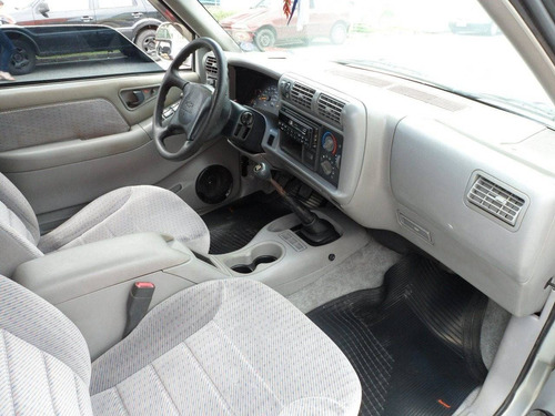 chevrolet blazer 2.5 dlx 4x4 8v turbo diesel manual