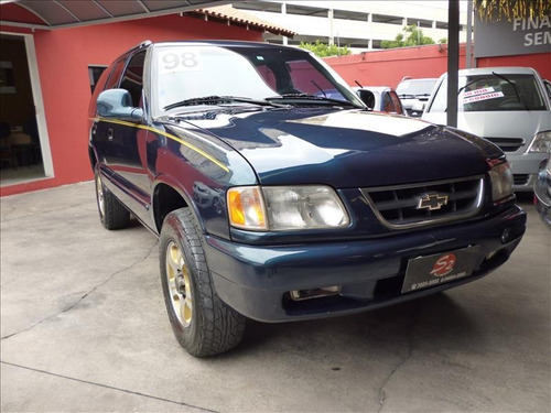 chevrolet blazer 4.3 sfi dlx executive 4x2 v6 12v