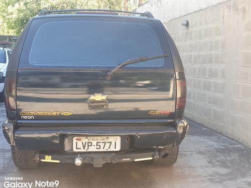 chevrolet blazer 4.3 v6 dlx 4x4 5p 1999
