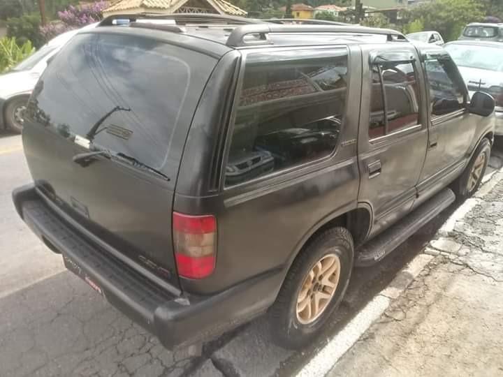 ad8e0fd2d4 Chevrolet Blazer 4.3 V6 Executive 5p 1999 - R  14.999 em Mercado Livre