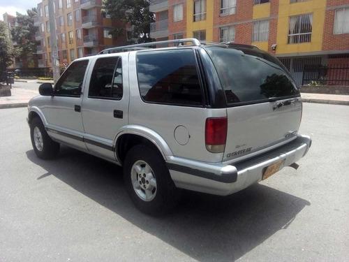 chevrolet blazer 4x4 mécanica 1996 gasolina rodeo explorer