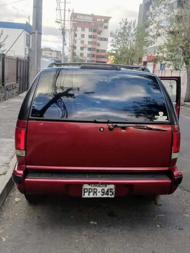 chevrolet blazer 4x4 t/a 1995 venezuela