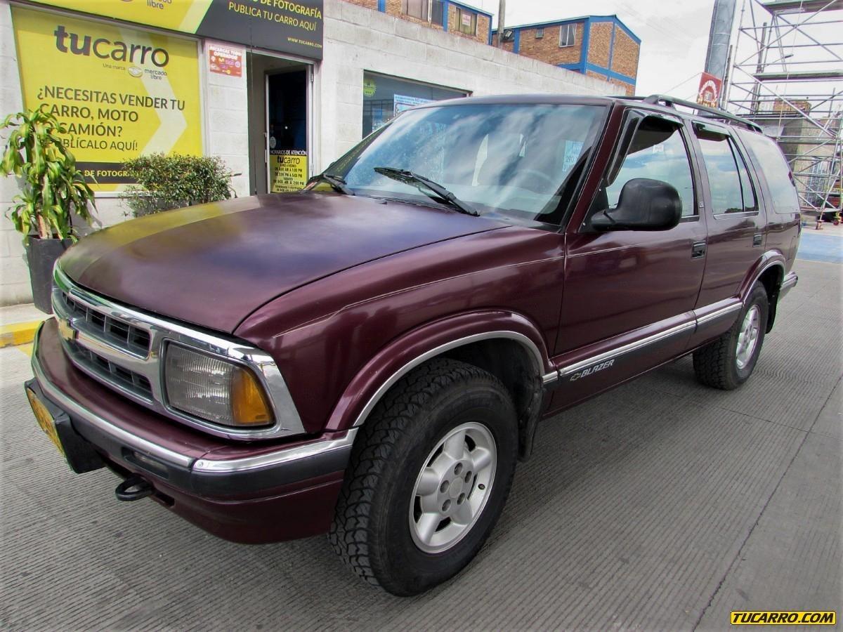 Tu Carro Com >> Chevrolet Blazer