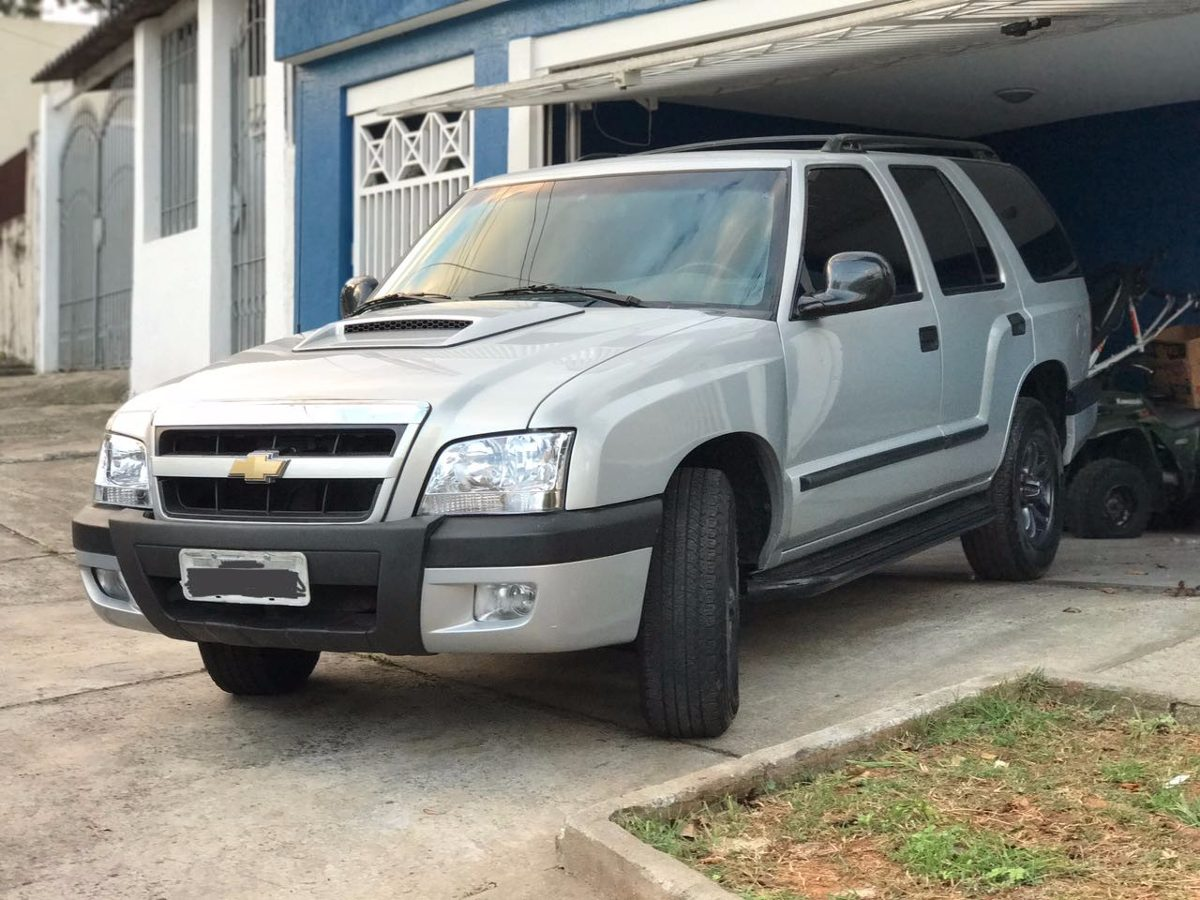 00b7a0a428 Chevrolet Blazer 4.3 V6 Executive 5p 2001